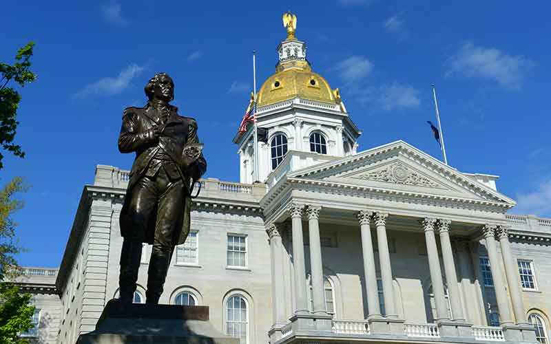 New Hampshire Statehouse